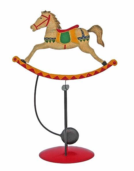 Amazon.com: Balance de caballo balancín juguete: Home & Kitchen
