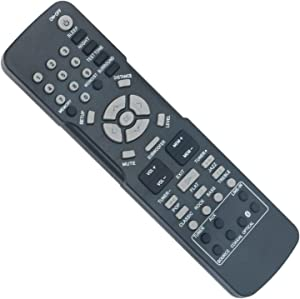 RT2781BE Replace Remote Control - WINFLIKE Remote Control Replacement fit for RCA RT2781BE RT2781 Home Theater System DVD Player Remote Controller