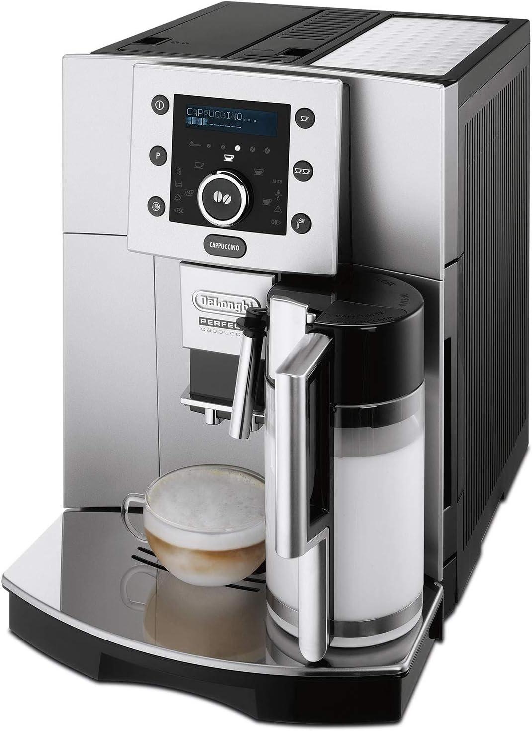 Delonghi ESAM 5500.M Máquina De Espresso Automática, 1350 W, 1.8 ...