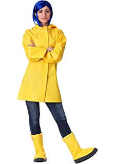 Amazon Com Fun Costumes Adult Coraline Wig Standard Toys Games