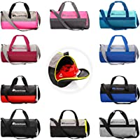 Meteor 25L Fitness Bag Gym Bag Duffel Bag Sports Duffle Large Capacity Shoe Compartment Travel Lightweight