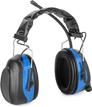 auna Jackhammer 2.0 Orejeras de protección auditiva (SNR 28 dB ...