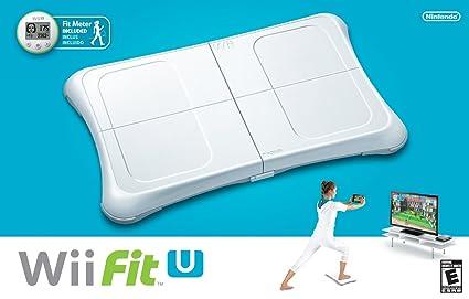 Amazon.com: Nintendo Wii Fit U con Wii U Balance Board: Toys ...