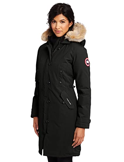 amazon com canada goose women s kensington parka coat sports rh amazon com
