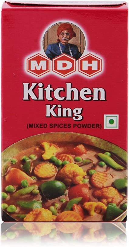 MDH Kitchen King Mixed Spices Powder, 100g