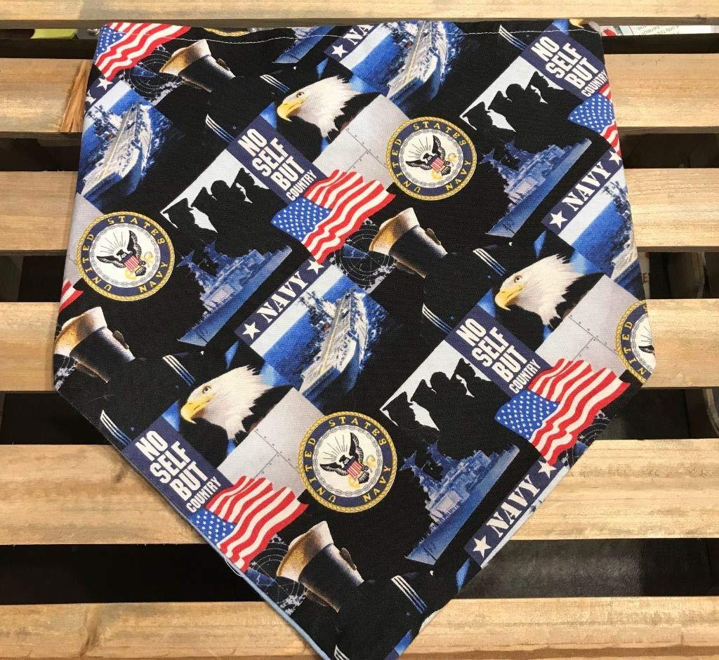 US Navy Dog Bandana