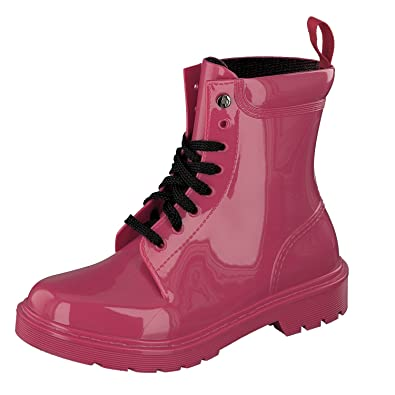 60c5ea4cdb3c98 GOSCH SHOES Damen Schuhe Boots Gummi Stiefel 7105-300 in 3 Farben ...