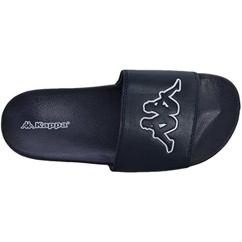 Amazon.com: Kappa Gigi Slides para hombre, Azul, 8: Shoes