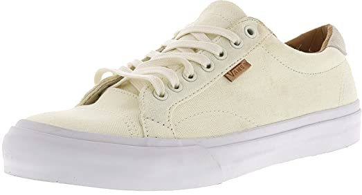 Court + Washed Canvas Ankle-High Skateboarding Shoe