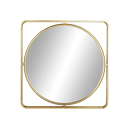 Buy Deco 79 Wall Mirrors, Large, Gold Online at Low Prices in India ...