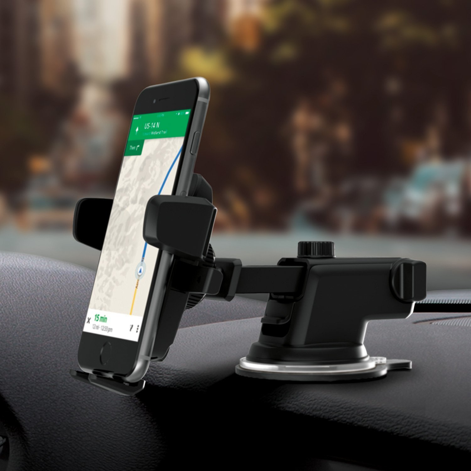 TAGG Touch Frame Car Mount, Premium Car Mobile Holder: Amazon.in ...