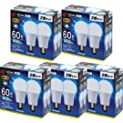 アイリスオーヤマ LED電球 E26 広配光タイプ 60W形相当 昼白色 2個×5セット LDA7N-G-6T42P