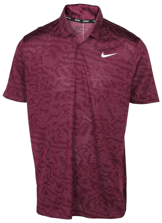 2f25a939 Amazon.com: Nike Dry Fit Jacquard Golf Polo 2017: Clothing