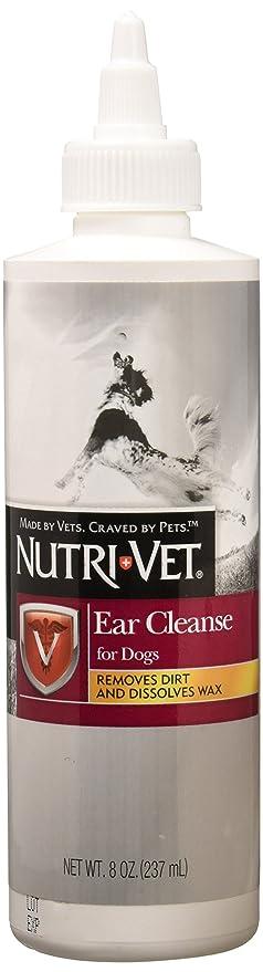 Nutri-Vet Ear Cleansing - 8 oz