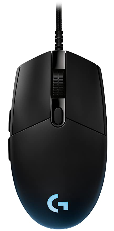 1c9c40a0b6f Logitech G Pro Gaming FPS Mouse with Advanced Gaming Sensor for Competitive  Play