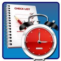 Checklist Reminder Alarm