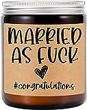 Married AF Lavender Candle