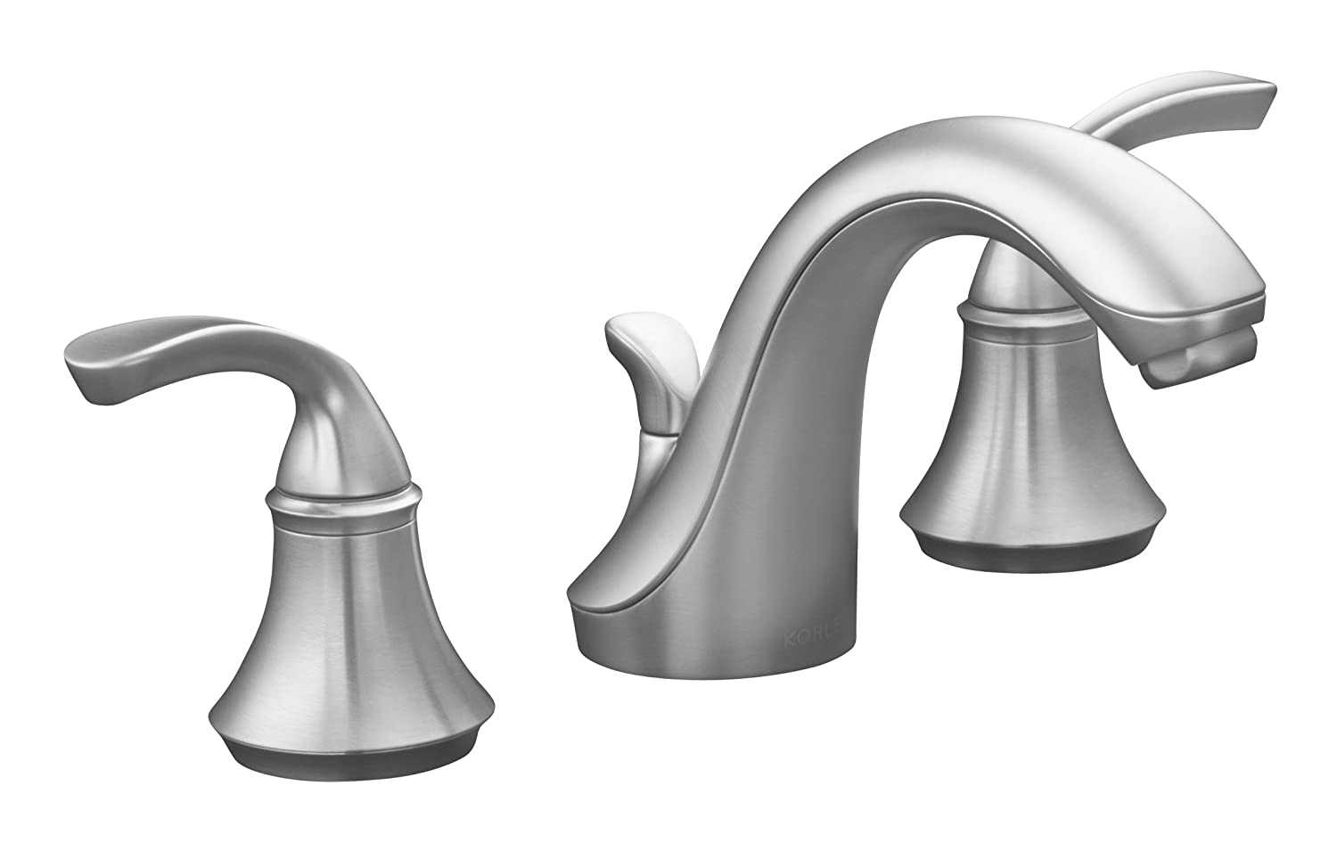 Kohler K Bn Forte Widespread Lavatory Faucet With Sculpted