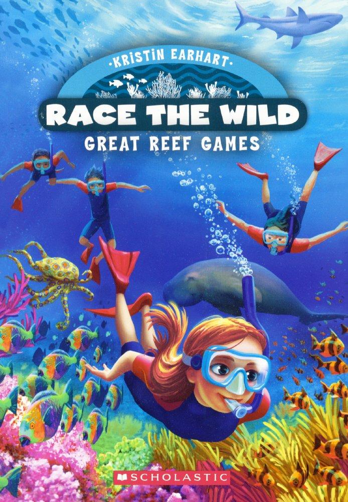 Great Reef Games (Turtleback School & Library Binding Edition) (Race the Wild)