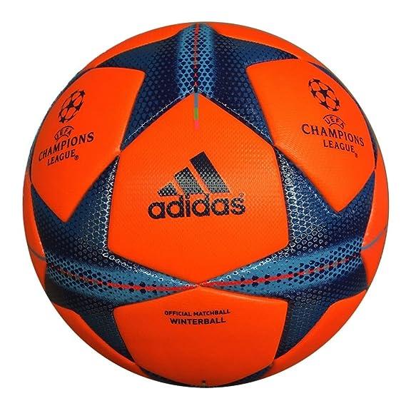 adidas Finale 15 de la Liga de campeones de la UEFA balón Hi-Vis ...