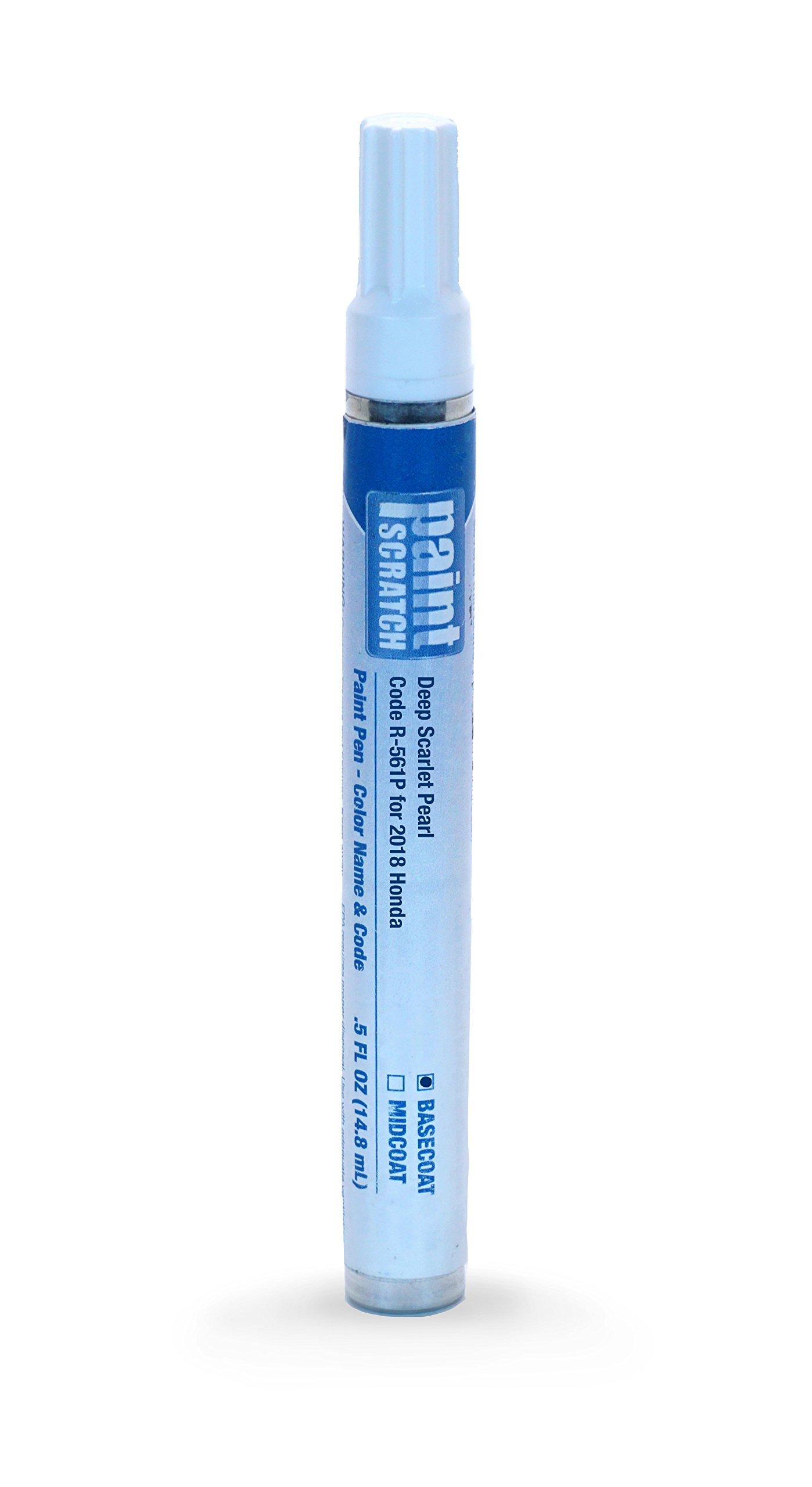 PAINTSCRATCH 2018 Honda Odyssey Deep Scarlet Pearl R-561P Touch Up Paint Pen Kit by Original Factory OEM Automotive Paint - Color Match Guaranteed by PAINTSCRATCH (Image #4)