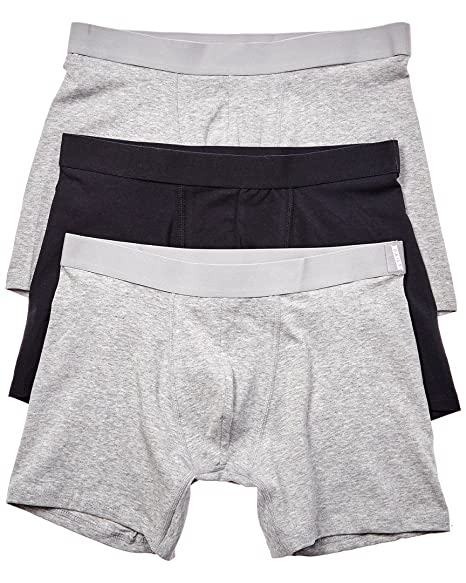 6074a42b2 Bread and Boxers - Men s Premium Cotton Stretch Boxer Briefs
