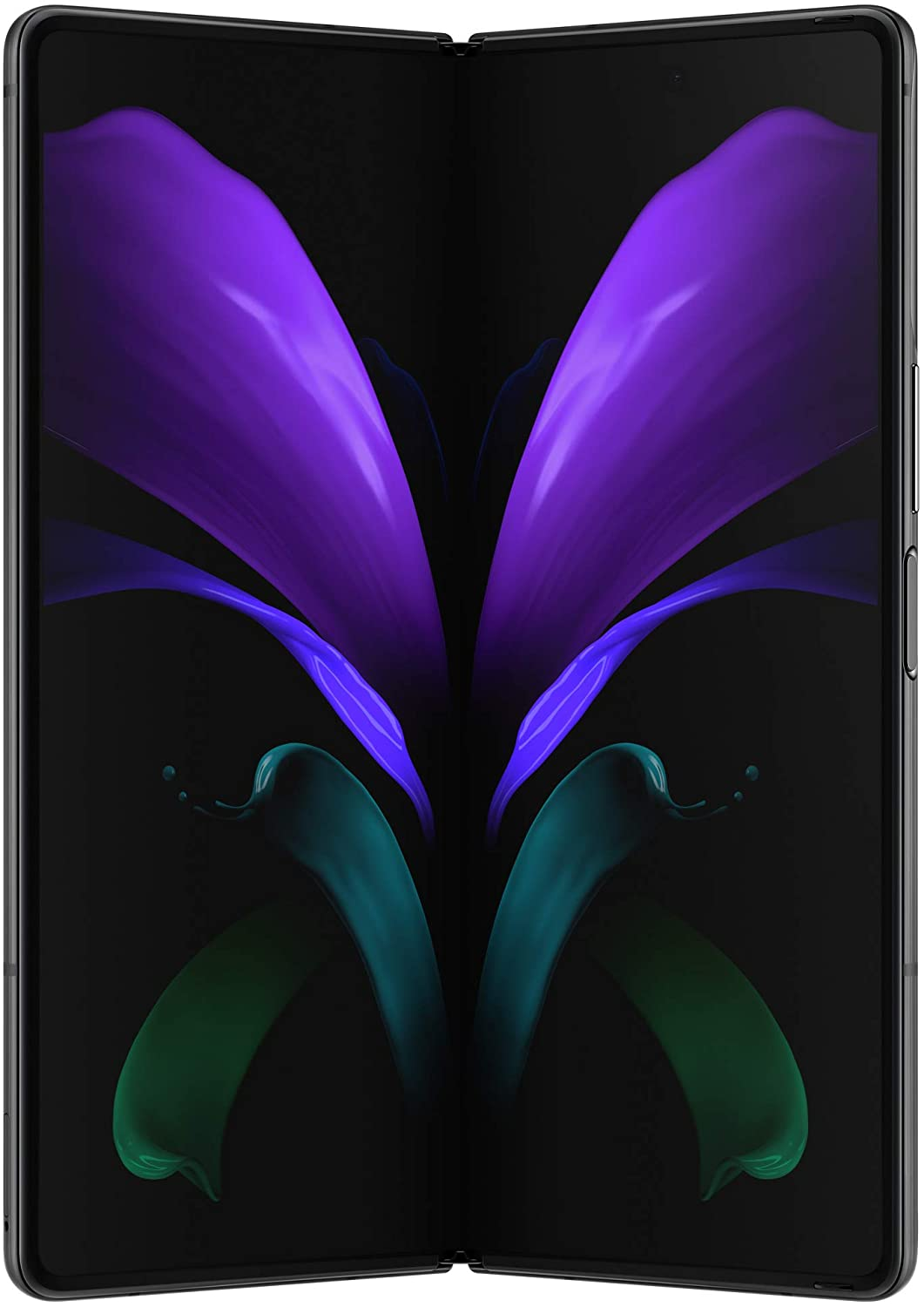 Samsung Electronics Galaxy Z Fold 2 5G | Factory Unlocked Android Cell Phone | 256GB Storage | US Version Smartphone Tablet | 2-in-1 Refined Design, Flex Mode | Mystic Black (SM-F916UZKAXAA)