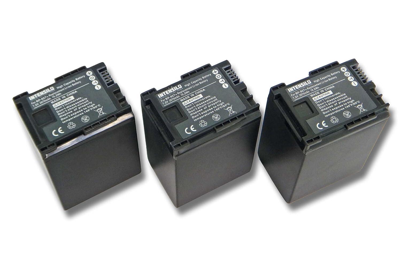 Original VHBW ® batería para Canon bp-809 bp809
