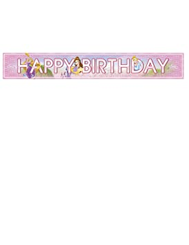 Procos PR86620 - Pack de 3 banderines de feliz cumpleaños ...