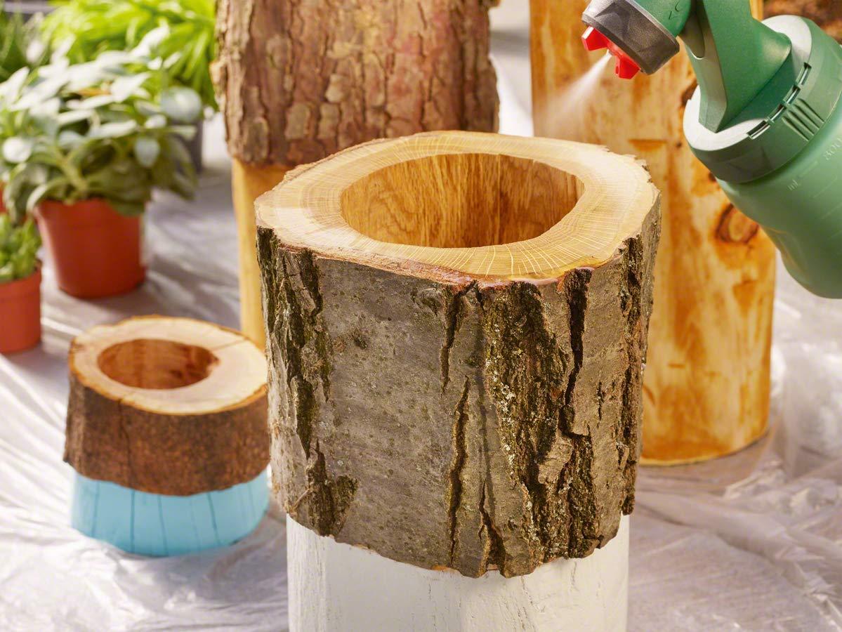 Bosch Pistolet /à Peinture PFS 1000 pour le Bois avec Sacoche Bandouli/ère et Ceinture 603207000 0603207000