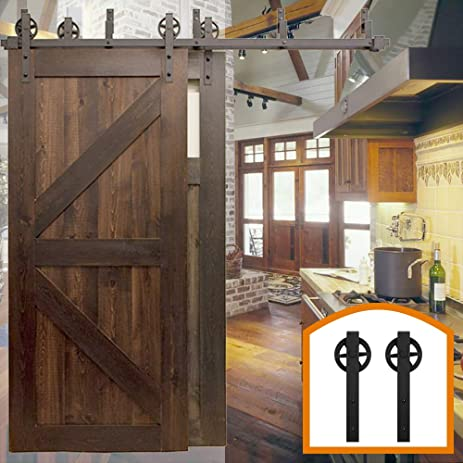 Amazon Homedeco Hardware Rustic 5 16 Ft National By Pass Barn