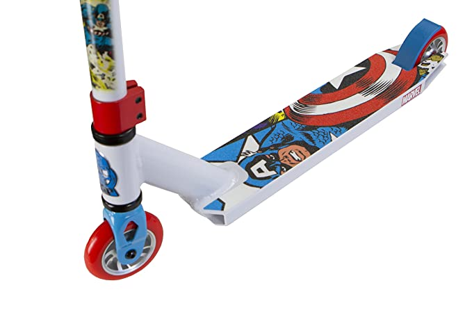 Amazon.com: MADD Gear Marvel Pro – Patinete Scooter: Sports ...