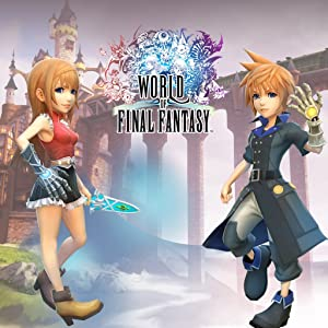 World Of Final Fantasy - PS Vita [Digital Code]