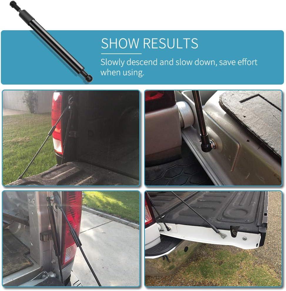 Rear Tailgate Slow Down Gas Strut Damper For 2009-2017 Dodge RAM 1500 2500 3500