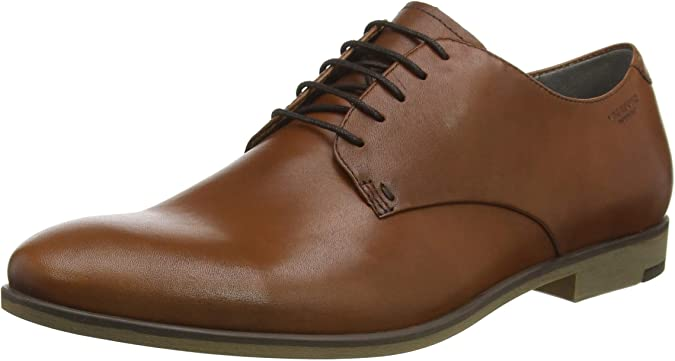TALLA 40 EU. Vagabond Linhope, Zapatos de Cordones Derby Hombre