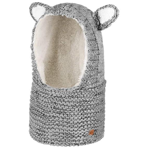 Echarpe a Capuche pour Enfant Chillouts echarpe pour enfant (taille unique  - gris-mouchete 88c2ecae6b1