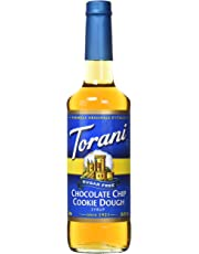 Torani Torani Sugar-Free Chocolate Cookie Dough, 750 ml, 750 milliliters