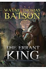 The Errant King (The Myridian Constellation Book 2) Kindle Edition