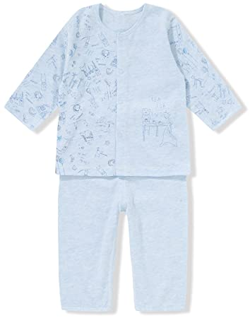 4f05ae96fc946 2017年最新作 ベビー春服 iTimes Baby 新生児 肌着 長袖 綿100% 新生児