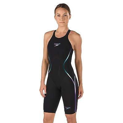 Speedo 7190600 Women's LZR Racer X Kneeskin 1pc. Swimsuit: Sports & Outdoors