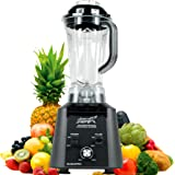 New Age Living BL1800 3.5HP PEAK Smoothie Blender - 5 Year Warranty - ETL Certified - Blends Frozen Fruits, Vegetables, Greens, even Ice - Make Pro Quality Shakes & Soups