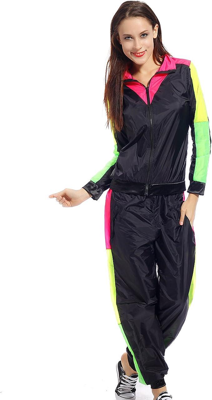 Amazon.com: Fashoutlet - Disfraz de chándal para hombre y ...