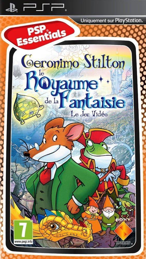 Geronimo stilton : le Royaume de la Fantaisie - collection essentielles [Importación francesa]