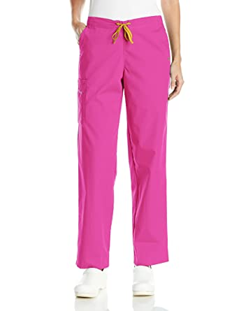 c8e1e95d4d Amazon.com: Carhartt Rockwall Women's Cargo Scrub Pant: Clothing