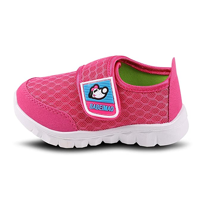 the best attitude 9ce09 4823e Amazon.com   Baby Sneaker Shoes for Girls Boy Kids Breathable Mesh Light  Weight Athletic Running Walking Casual Shoes   Sneakers