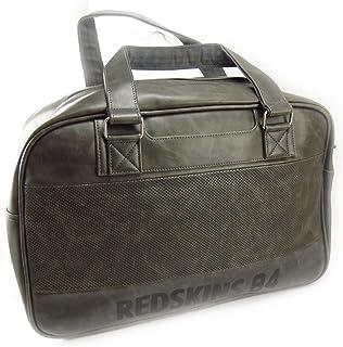 Redskins [K2519] - Sac week end 'Redskins' gris taupe