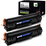 JARBO Compatible Toner Cartridges Replacement for HP 85A CE285A, Compatible with HP Laserjet Pro P1102W P1109W M1212NF…