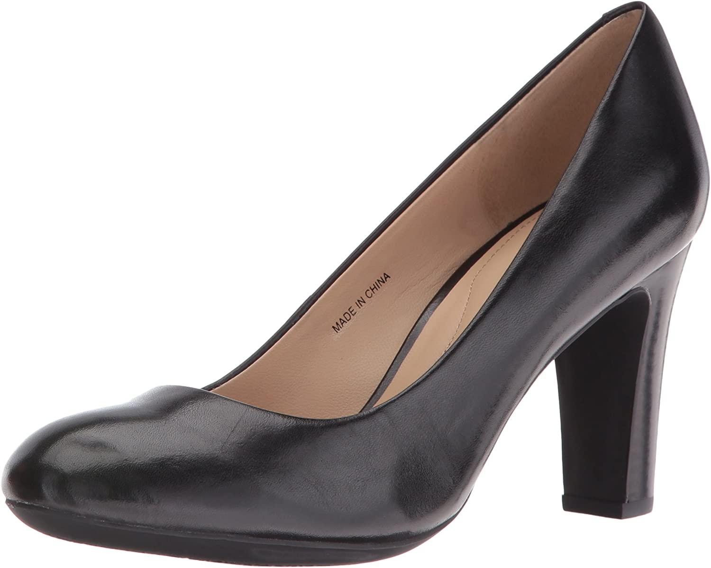 TALLA 39.5 EU Ancho. Geox D New Marieclaire HI, Zapatos de Tacón para Mujer
