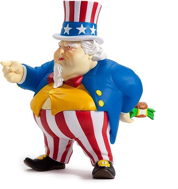 Uncle Scam - Ron English: Amazon.es: Juguetes y juegos