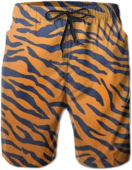 BE6h Mens Summer Boardshorts Lightweight Clothing Beach Shorts with Drawstring